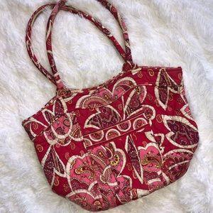 Vera Bradley purse- Retired pattern Rosy Posies
